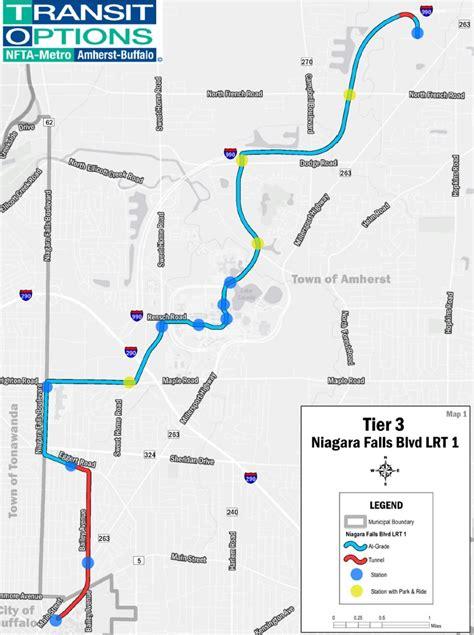 Light Rail Route by Nfta Taking Next Step Towards Light Rail Extension