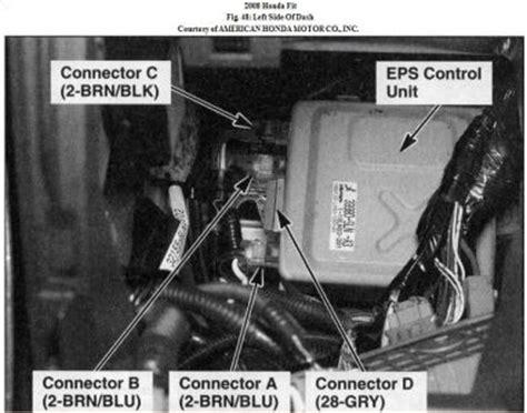 Modul Eps Honda Fit 2008 honda city electrical problem 2008 honda city i