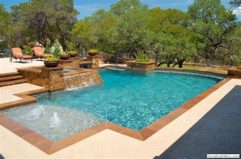 geometric pools geometric pools cody pools pool builders houston