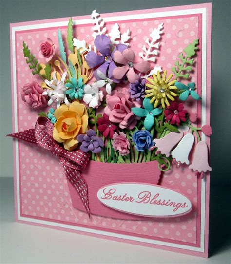 Handmade Unique Cards - handmade card stin up easter friendship all occasion