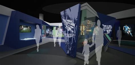 Interior Design Of Fame 2015 by Mather Co Designs World Rugby Of Fame Design Week