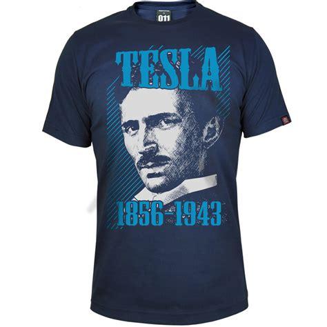 Tesla Apparel T Shirt Quot Tesla Quot 011 Shop