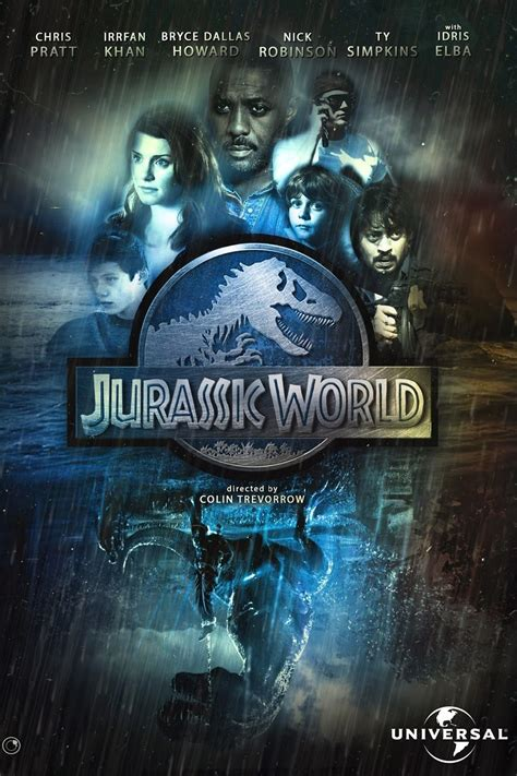 dinosaur film 2015 full movie jurassic world 2015 borderless movie poster 20x30 inch