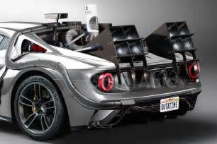 Future Fords Scorpio S Garage This Back To The Future Ford Gt Is