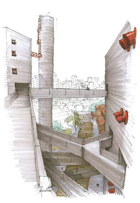rendering architectural drawings marker rendering architectural drawings been here