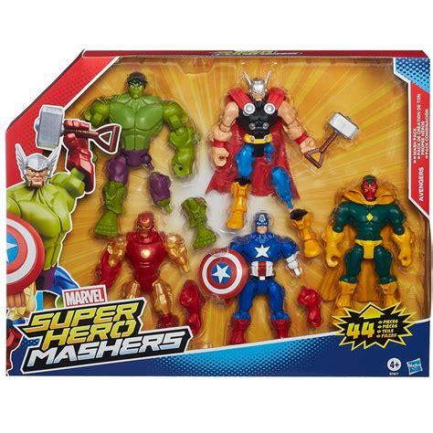 marvel heroes gioco da tavolo marvel mashers multi pack hasbro mister toys megastore