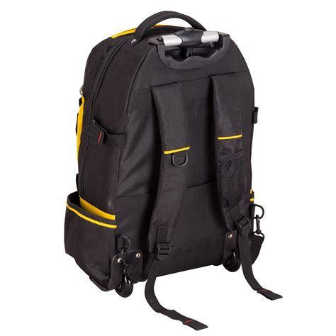 toolstop stanley 1 79 215 fatmax backpack on wheels