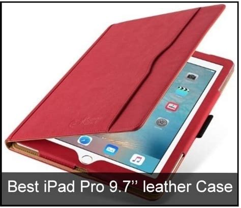 for pro 9 7 best pro 9 7 leather cases folio cover