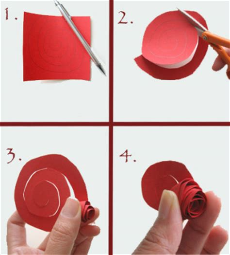 How To Make A Flower Out Of Notebook Paper - archives alvarado