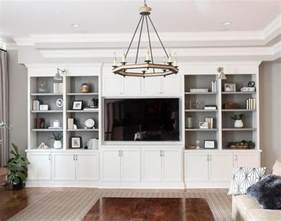 Livingroom Cabinets by Best 20 Painted Built Ins Ideas On Pinterest Fireplace