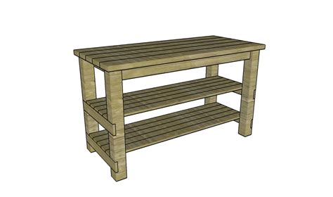 kitchen island table plans outdoor woodworking project plans discover woodworking