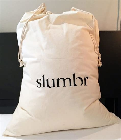 Pillow Bag Packaging by Slumbr Pillow Review Sleepopolis