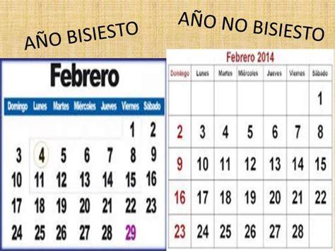 Calendario Bisiesto 1 186 Eso Ciencias Sociales Los A 241 Os Bisiestos