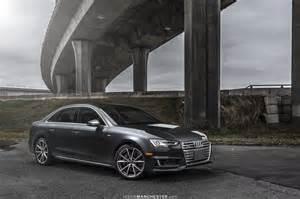 Manhatten Audi 2017 Manhattan Grey Metallic Audi A4 2017 Audi A4