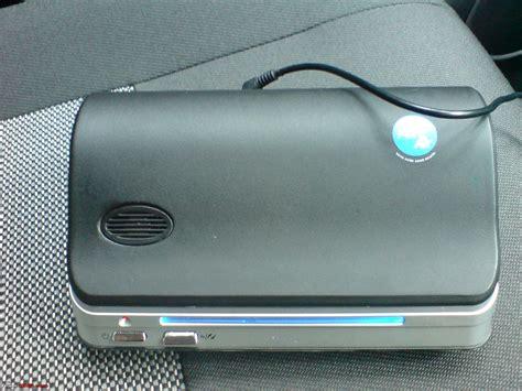 euroair pureair car air purifier team bhp