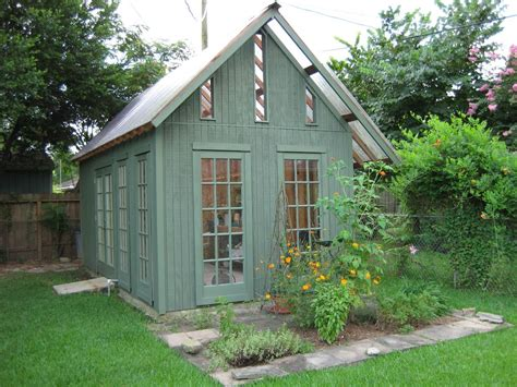 Outdoor Get Inspiring Ideas Through These Beautiful Backyard Shed Ideas