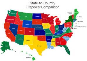 What Country Made Us States Gun Ownership Compared To Countries The