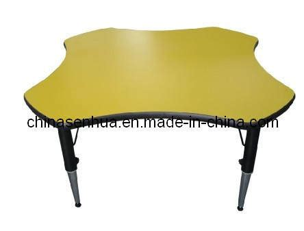 Desks That Raise by Irregularly Shaped Desk Raise And Lower China School