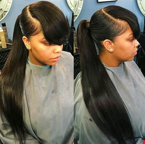 swoop ponytail hairstyles 25 best ideas about weave ponytail hairstyles on