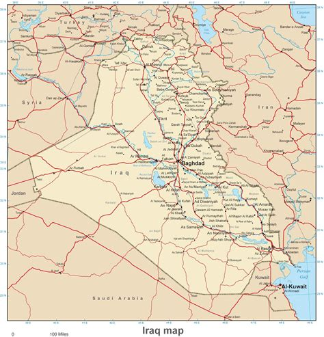 map baghdad iraq iraq map map china map shenzhen map world map cap ls