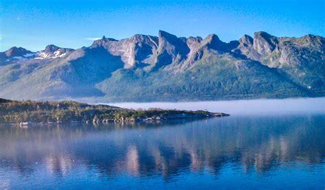 fjord coast the magic helgeland coast fjord travel norway