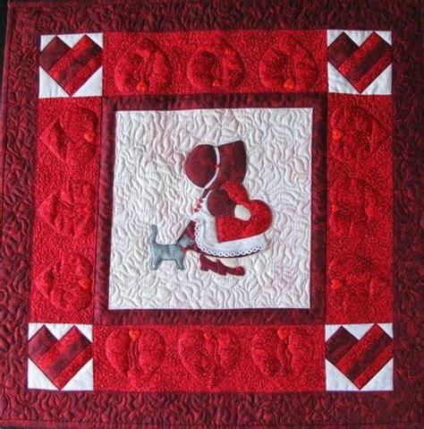 Sunbonnet Sue Quilt Patterns by Sunbonnet Sue Quilt Pattern By Prairiest633318