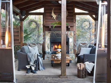 ski cabin decorating ideas 12 ways to add vintage style this winter hgtv