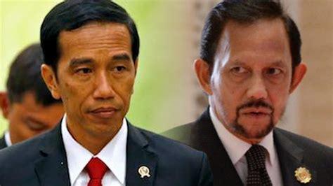 joko widodo in joko widodo meets sultan of yogyakarta zimbio indonesia s widodo brunei sultan to visit ph in april