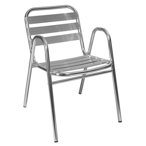 aluminium terrasse chaise terrasse aluminium mobilier restaurant mobeventpro