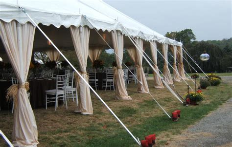 tent drapes pole tents special events online lehigh valley pa nj