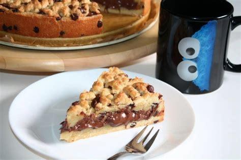 cookie kuchen nutella cookie kuchen rezept kochrezepte at
