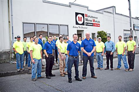 Maples Plumbing by Water Line And Sewer Line Separation Maplesplumb