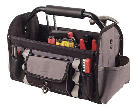 open port tools portwest tb02 open tool bag mammothworkwear