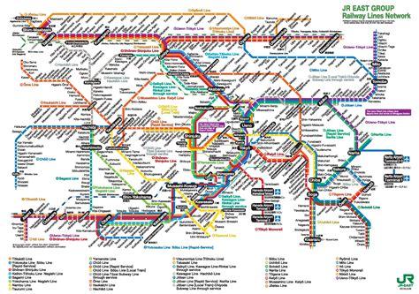 maps tokyo tokyo map