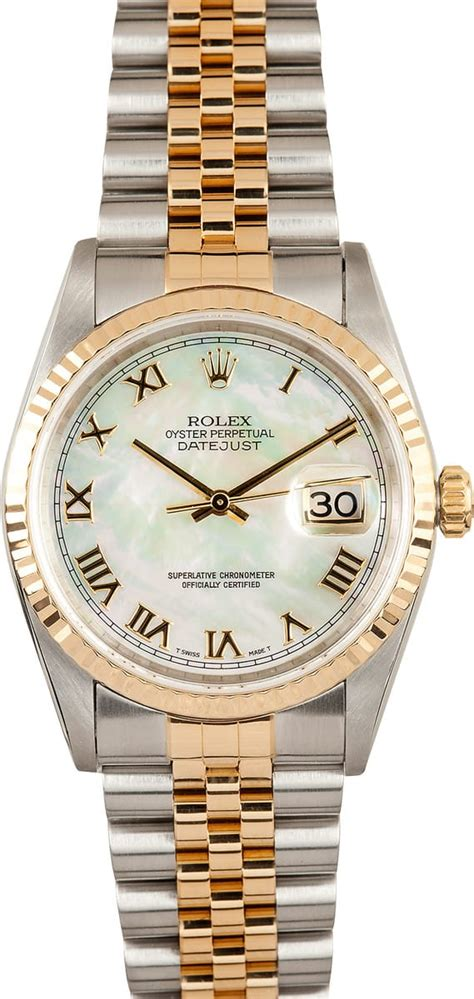 Rolex Oyster Perpetual Date Just Glw rolex datejust of pearl best low prices