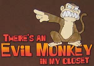 Monkey Closet by The Shop Is Closed