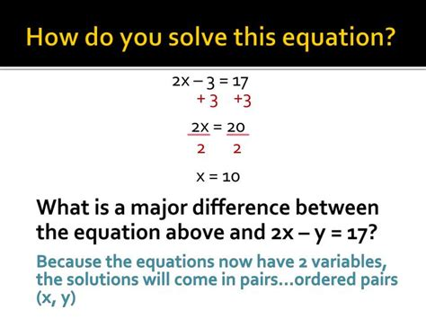 ppt graphing linear equations powerpoint presentation id 2826718