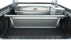 Gmc Truck Cargo Management System Bed Divider Sliding For Use With Cargo Management