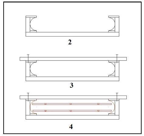 panchina cemento costruzione di una panchina in cemento come fare