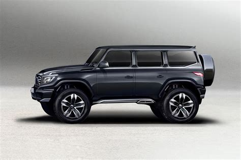 Ares Design Releases Rendering Of Future Mercedes G