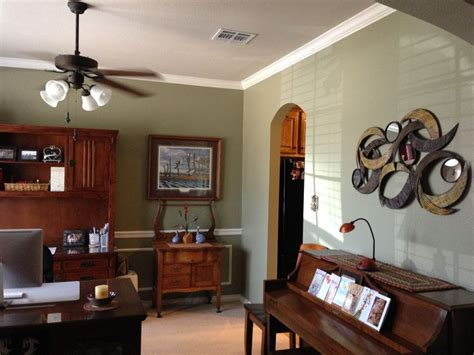 herbal wash sw 7739 this sherwin williams paint color this is my home office home