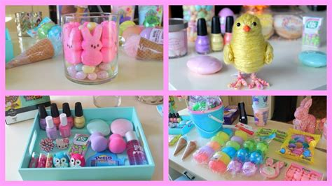 diy easter basket ideas homemade easter decorations billingsblessingbags org