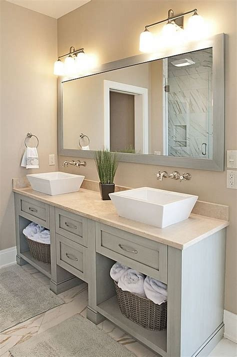 Master Bathroom Vanity Ideas 25 Best Ideas About Bathroom Mirrors On Pinterest Framed Bathroom Mirrors Decorative