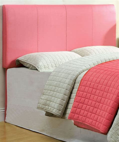 pink headboard full villa park ii pink full queen size headboard from