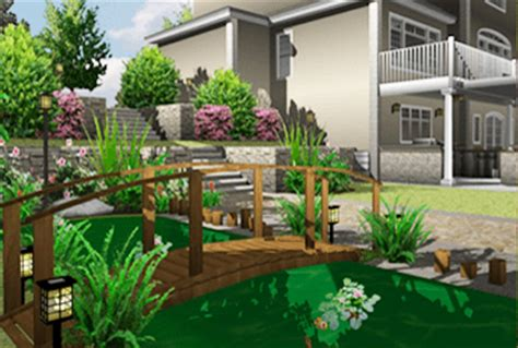 3d home design and landscape software landscape plans best landscaping software