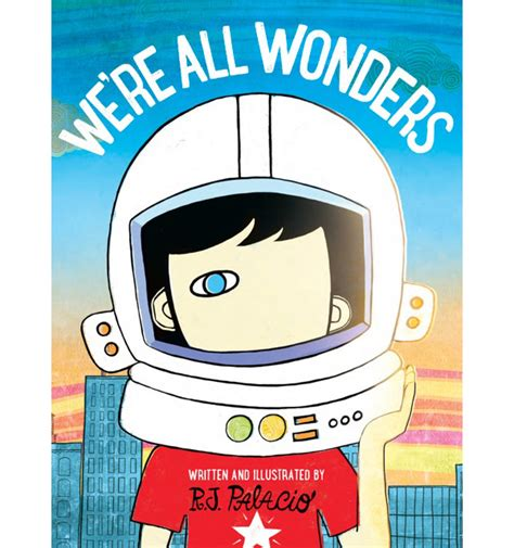 rj palacio brings   message  younger readers