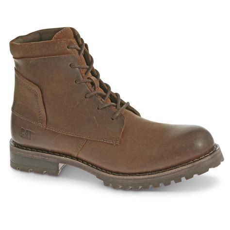 s rugged boots cat footwear s lenox rugged casual boots 662874