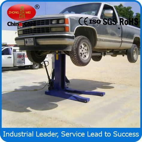 mobile car lift best 25 mobile car lift ideas on car lift for