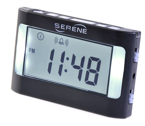 alarm clocks for of hearing deaf sleepers featured in new publication from harris