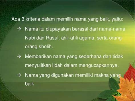 Hadis Tarbawih Hadis Tarbawi Indo